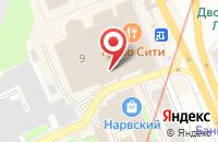 Схема проезда до компании Ваша Кровля в Кузнечихе