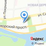 МЖКСтрой на карте Санкт-Петербурга