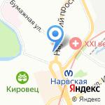Лифт Экспресс на карте Санкт-Петербурга