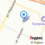 Мастерская по ремонту одежды и обуви на карте Санкт-Петербурга