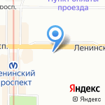 Балтийский АйТи сервис на карте Санкт-Петербурга