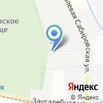 А2Авто на карте Санкт-Петербурга