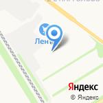 Профхаус на карте Санкт-Петербурга