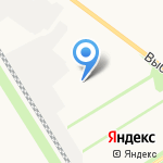 Век на карте Санкт-Петербурга