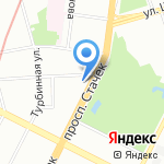 Натуропатический Центр Доктора Мазура на карте Санкт-Петербурга