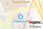 Схема проезда до компании Стежок за стежком в Санкт-Петербурге