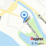 Артик на карте Санкт-Петербурга