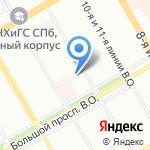 Sport Olimp на карте Санкт-Петербурга