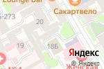 Схема проезда до компании Sport Olimp в Санкт-Петербурге