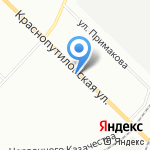Фруктовый рай на карте Санкт-Петербурга