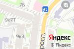 Схема проезда до компании ЧайханаРайхан в Санкт-Петербурге