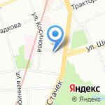 Медиформ+ на карте Санкт-Петербурга