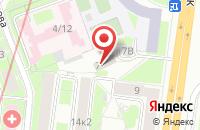 Схема проезда до компании Муз.Торг в Санкт-Петербурге