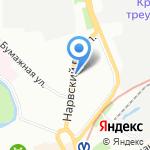 БИК-Видео на карте Санкт-Петербурга