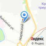СТИЛЕС на карте Санкт-Петербурга