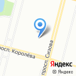 Элита на карте Санкт-Петербурга