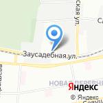 Инпроком на карте Санкт-Петербурга