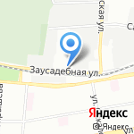 Madeinwood на карте Санкт-Петербурга