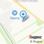 КАПИТАЛ на карте Санкт-Петербурга