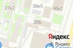 Схема проезда до компании Автосервис в Санкт-Петербурге