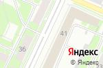 Схема проезда до компании Галеон в Санкт-Петербурге