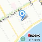 Paragamma на карте Санкт-Петербурга