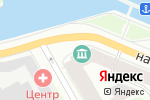 Схема проезда до компании Бекар в Санкт-Петербурге
