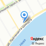 УСПЕНСКОЕ ПОДВОРЬЕ ВВЕДЕНСКОГО СТАВРОПИГИАЛЬНОГО МУЖСКОГО МОНАСТЫРЯ ОПТИНА ПУСТЫНЬ В САНКТ-ПЕТЕРБУРГЕ на карте Санкт-Петербурга