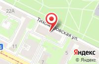 Схема проезда до компании Методический Центр «Он Клиник» в Санкт-Петербурге