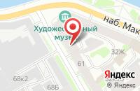 Схема проезда до компании Имею Право в Санкт-Петербурге