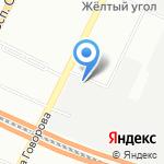 Вита Нова на карте Санкт-Петербурга