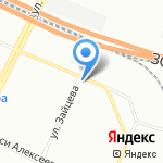 Метал-НТР на карте Санкт-Петербурга
