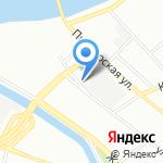 Лацис на карте Санкт-Петербурга