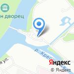 Каменноостровский театр на карте Санкт-Петербурга