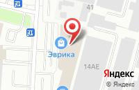 Схема проезда до компании Нью Бест в Санкт-Петербурге