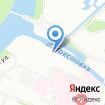 Национальный государственный университет физической культуры на карте Санкт-Петербурга