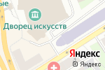 Схема проезда до компании Нарвский в Санкт-Петербурге