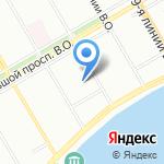 СоюзГорМаш-Инжиниринг на карте Санкт-Петербурга