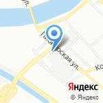 Потенциал50 на карте Санкт-Петербурга