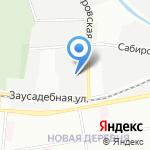 HANKO на карте Санкт-Петербурга