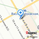 Lingvo expert на карте Санкт-Петербурга