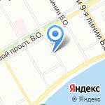 NGC на карте Санкт-Петербурга