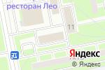 Схема проезда до компании Модуль Авантаж в Санкт-Петербурге
