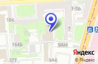 Схема проезда до компании МАГАЗИН ОКНА в Петергофе