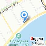 БАЛТЛОГИСТИК ГРУПП на карте Санкт-Петербурга