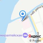 Городская психиатрическая больница Святого Николая Чудотворца на карте Санкт-Петербурга