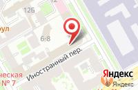 Схема проезда до компании Паладин Инновации в Санкт-Петербурге