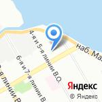 OZON.ru на карте Санкт-Петербурга