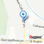 Фацер на карте Санкт-Петербурга