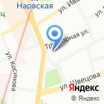 Закон и Порядок на карте Санкт-Петербурга